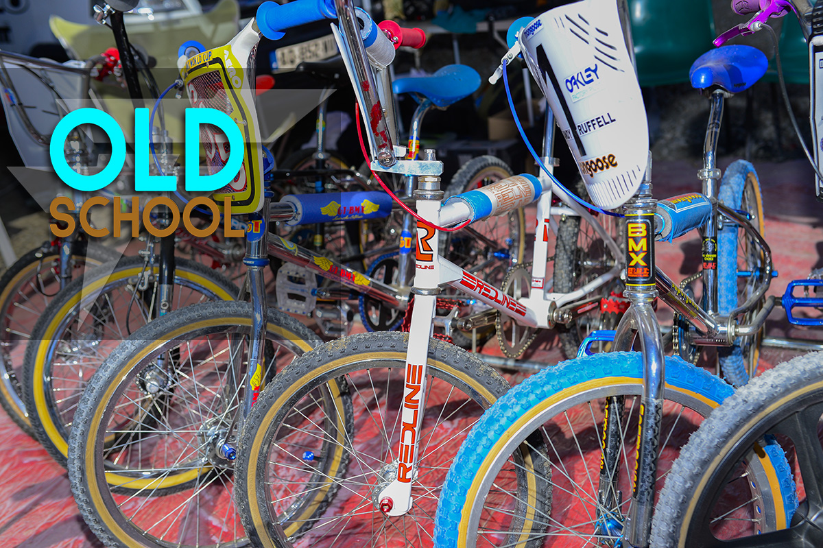 Les bikes et goodies de la Old School de Cavaillon 2
