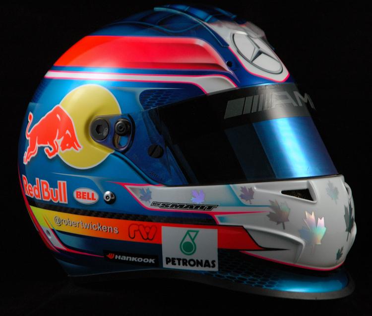 Bell R.Wickens 2013 by Smart Race Paint 01