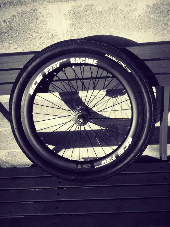 roue bmx ice fast