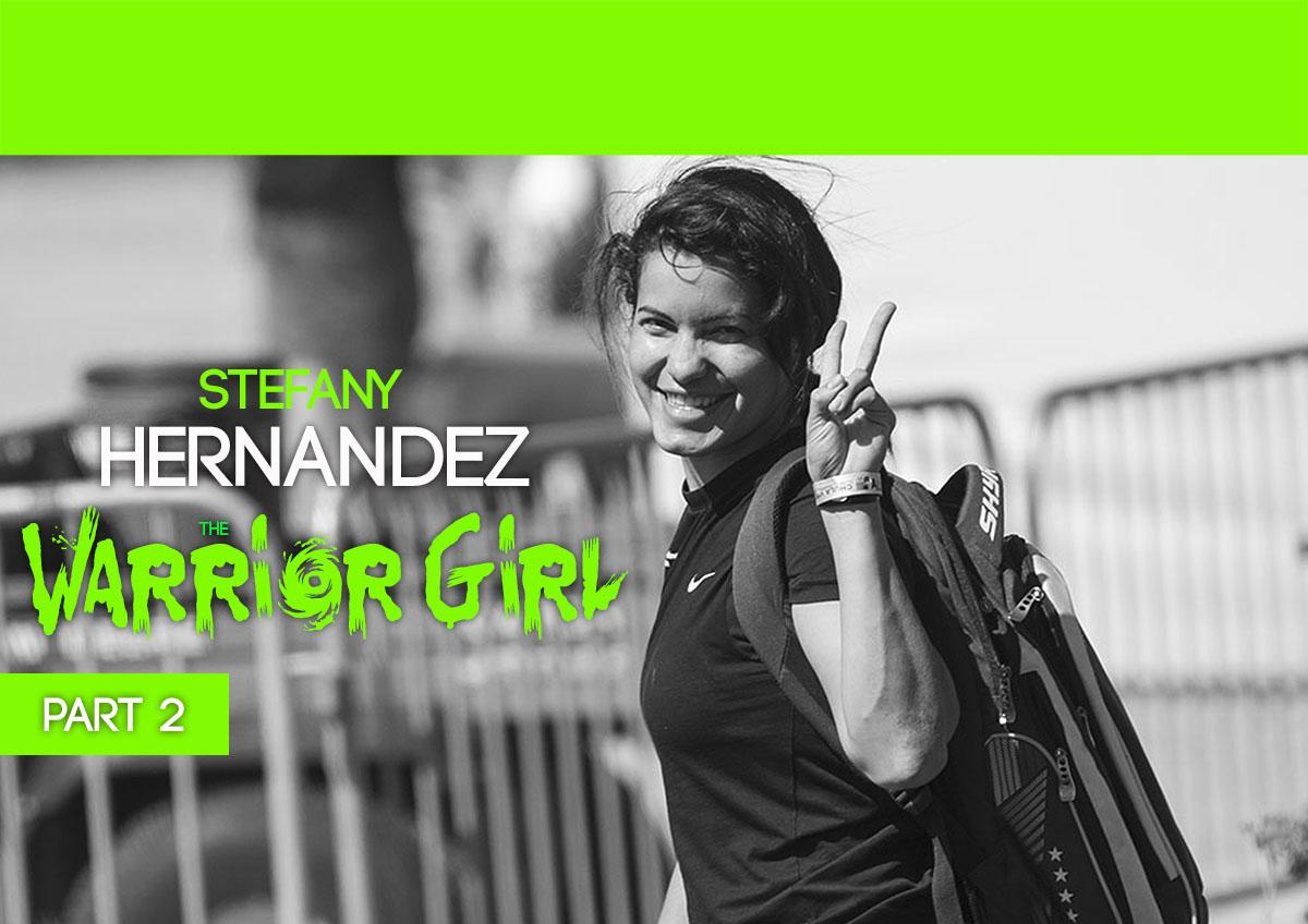 Stefany HERNANDEZ, attention danger ! Part 2