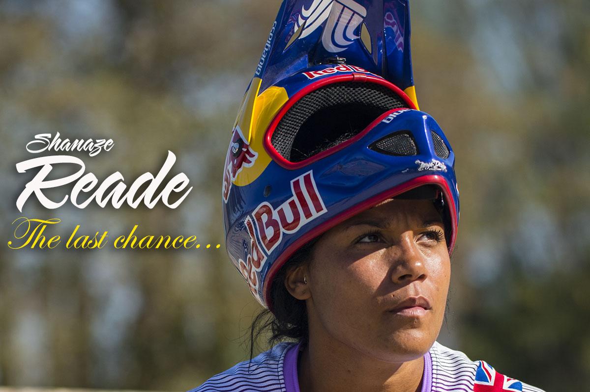 Shanaze READE «The last chance»….