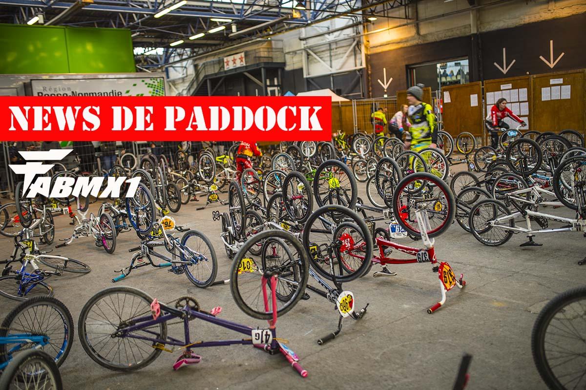 NEWS DE PADDOCK FIN FEVRIER