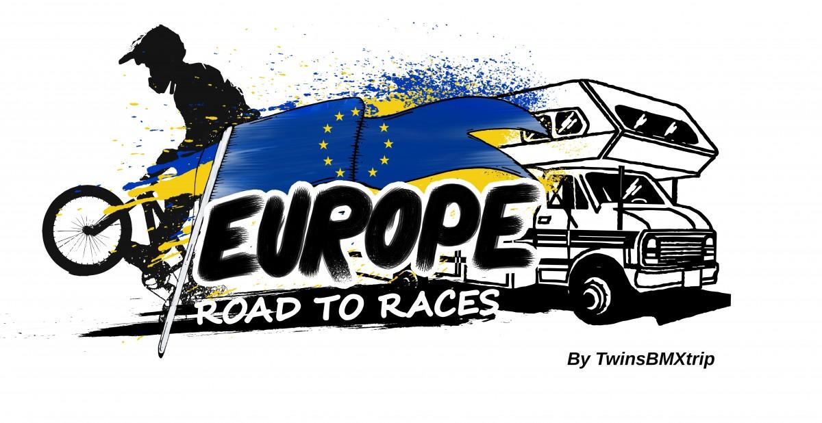 TwinsBMXtrip en EUROPE !