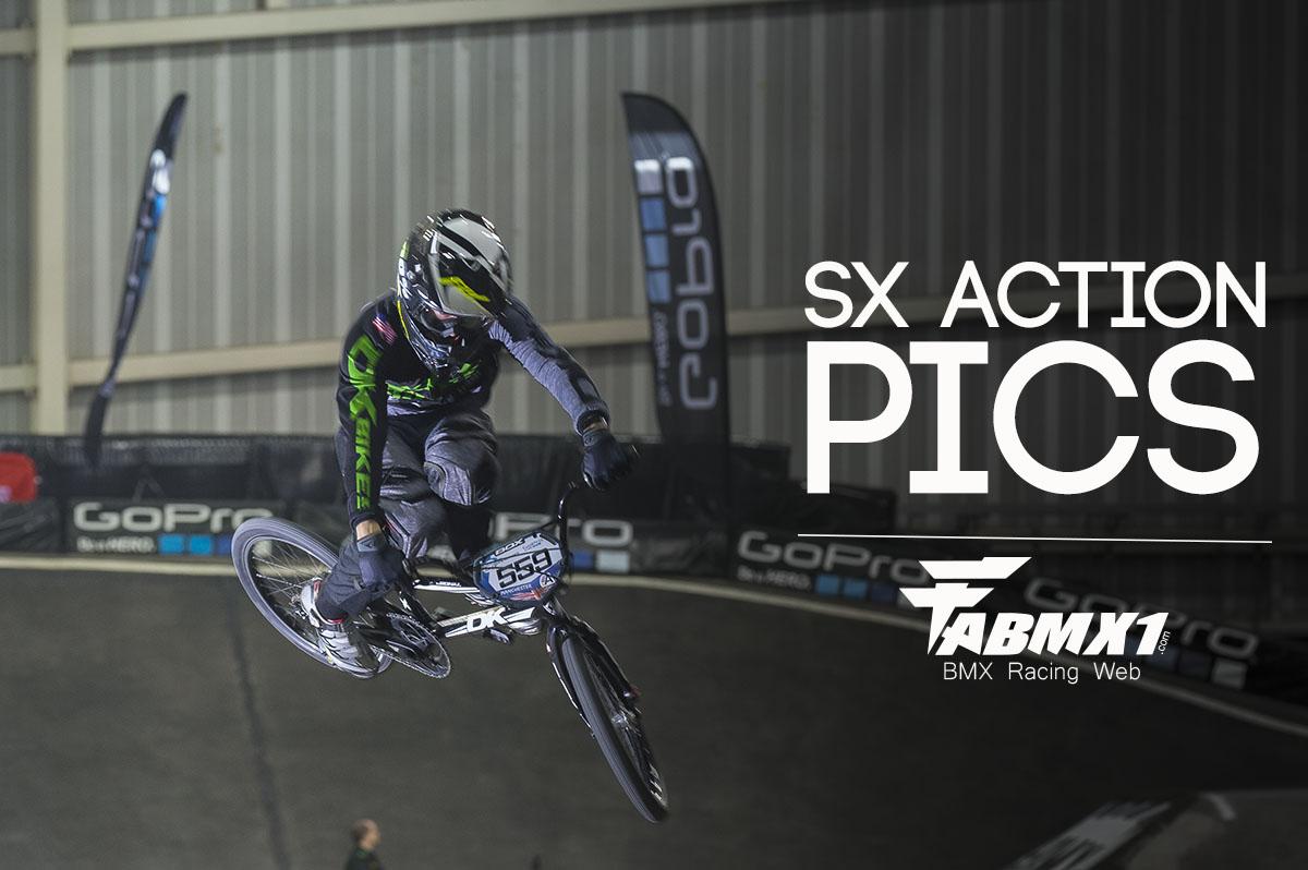 SX ACTION PICS MANCHESTER