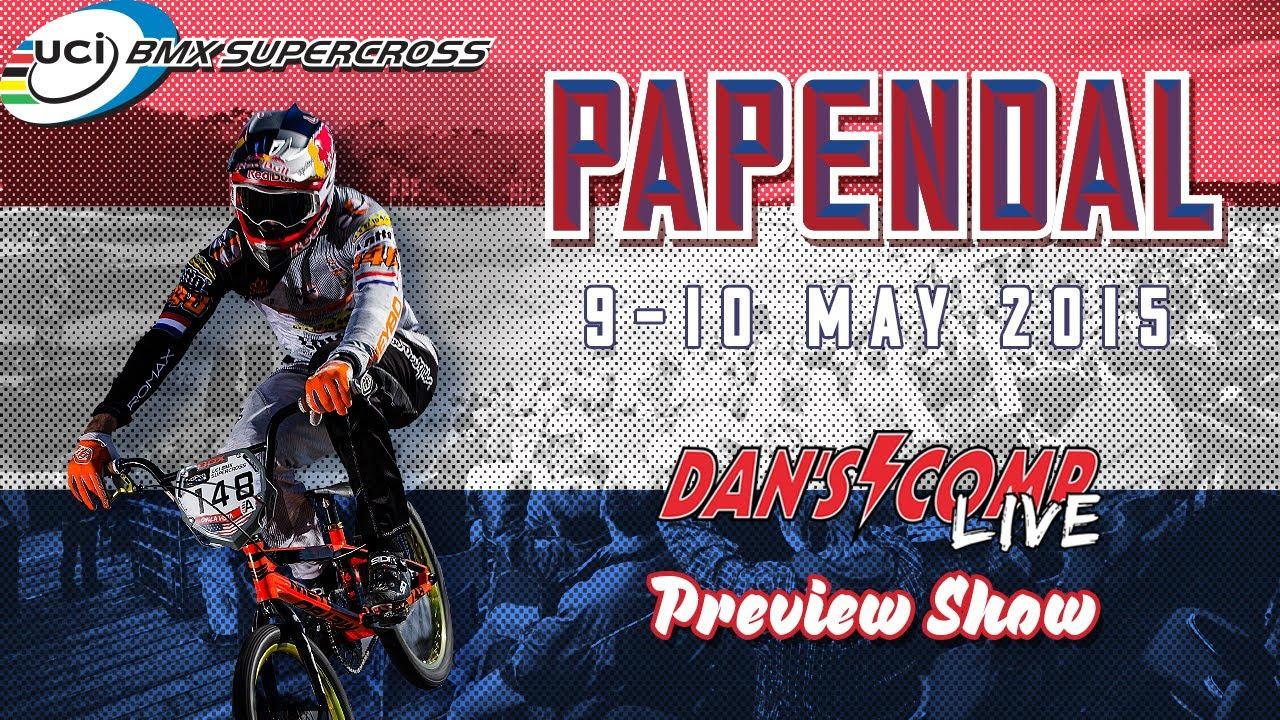SX RD 2 PAPENDAL LIVE