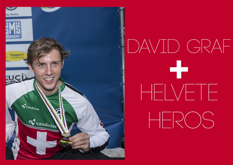 ITW: DAVID GRAF, HELVETE HEROS…