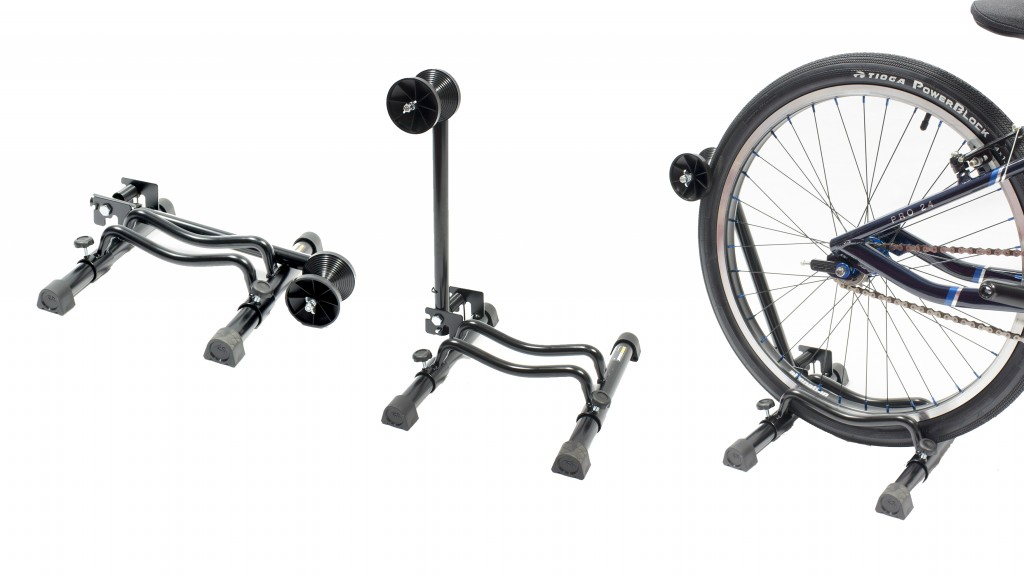 Yess-Bike Stand-Montage