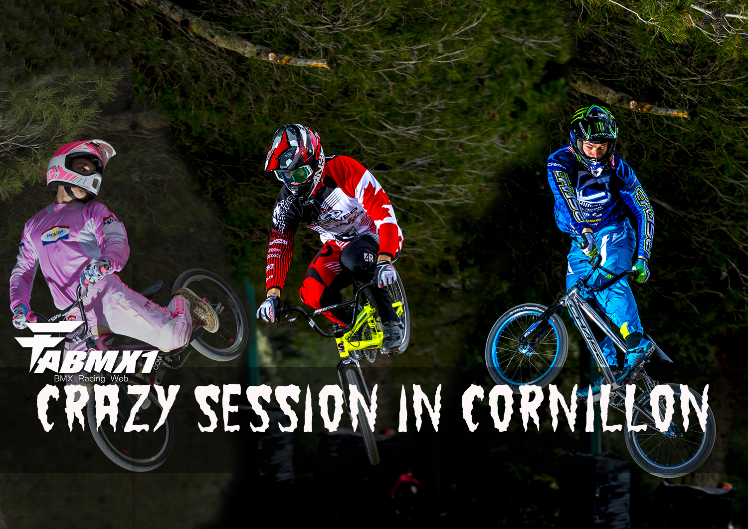 CRAZY Session in Cornillon…