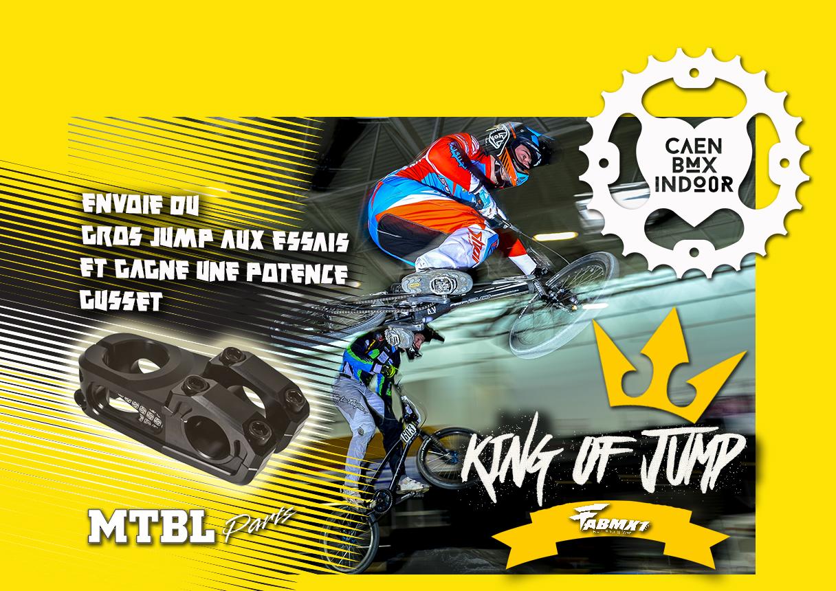 Indoor de Caen/ King of Jump Fabmx1
