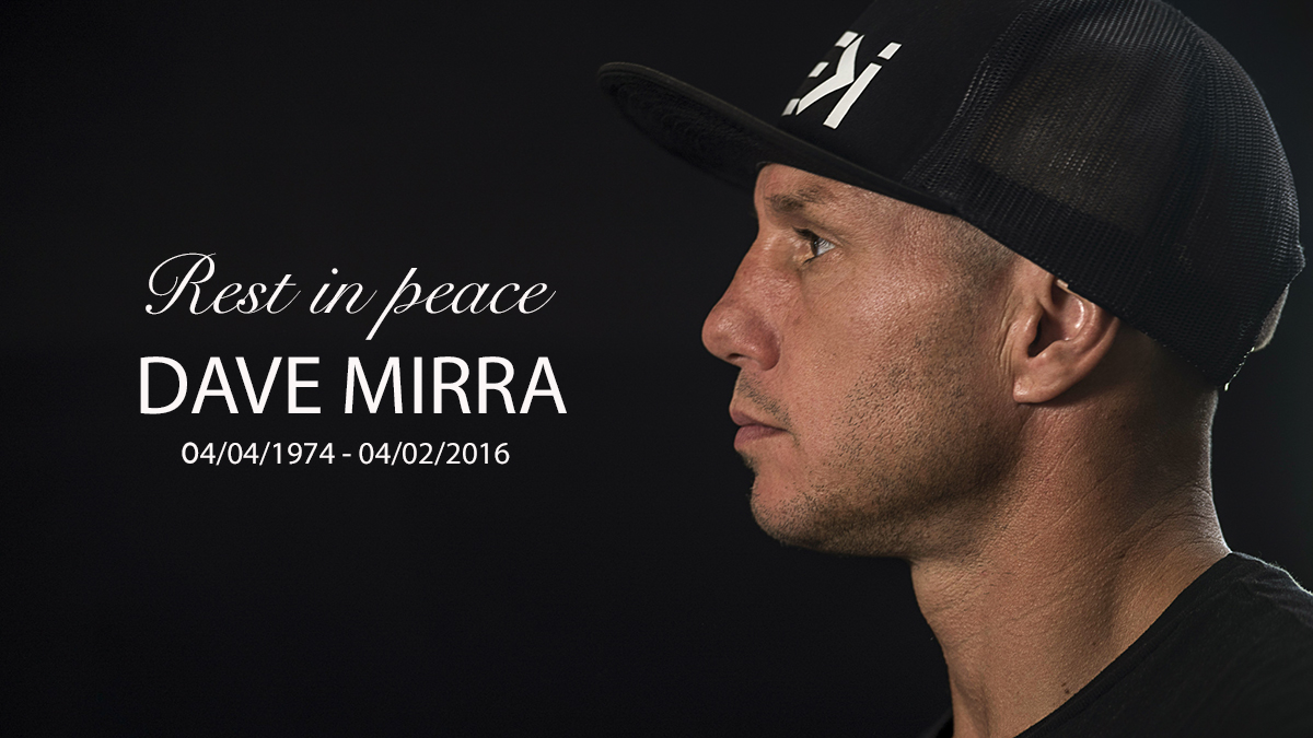 DAVE «Miracle Boy» MIRRA nous a quitté…