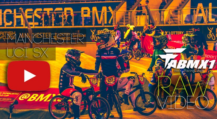 UCI SX RD 2/ La vidéo FABMX1