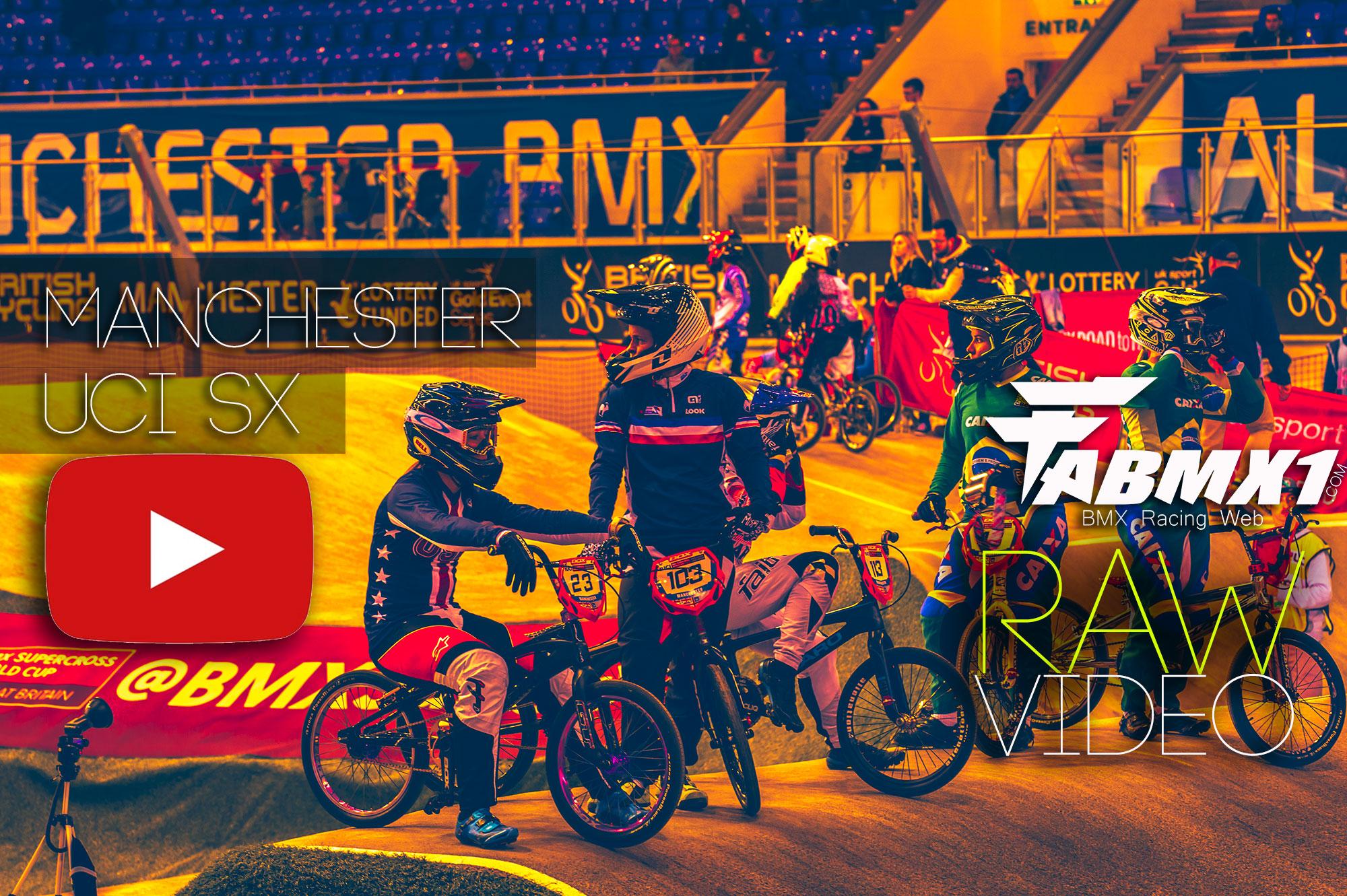 UCI SX RD 2/ La vidéo FABMX1 «Raw»