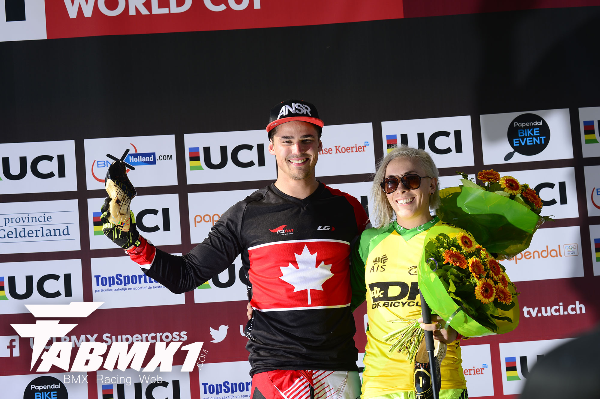 UCI SX RD 3 TT, Nyhaug et Buchanan s'imposent