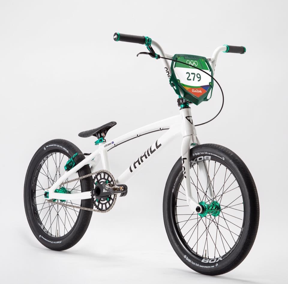 Last News des J.O, custom bikes et goodies…