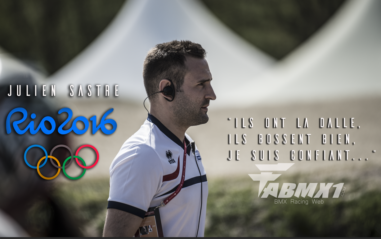 ITW JO/ Julien SASTRE: RDV à Rio !