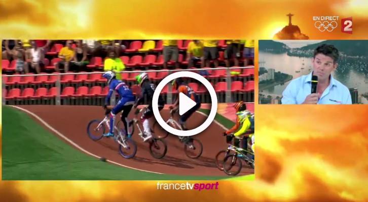 Replay BOM DIA RIO sujet BMX France2