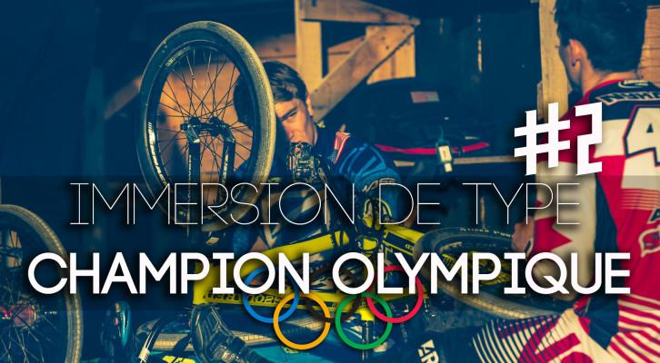 Immersion de type Champion Olympique #2