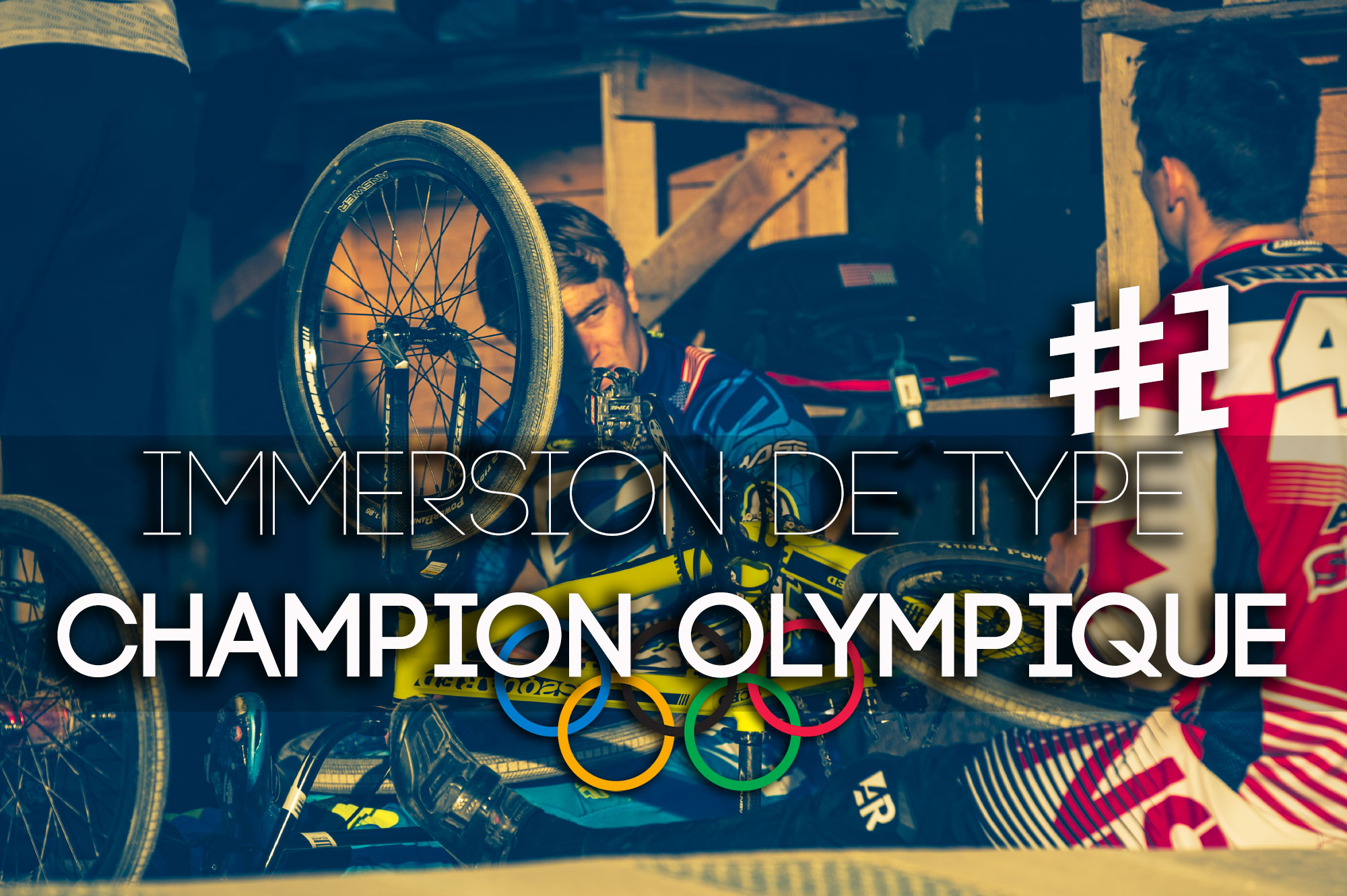 Immersion de type Champion Olympique #2