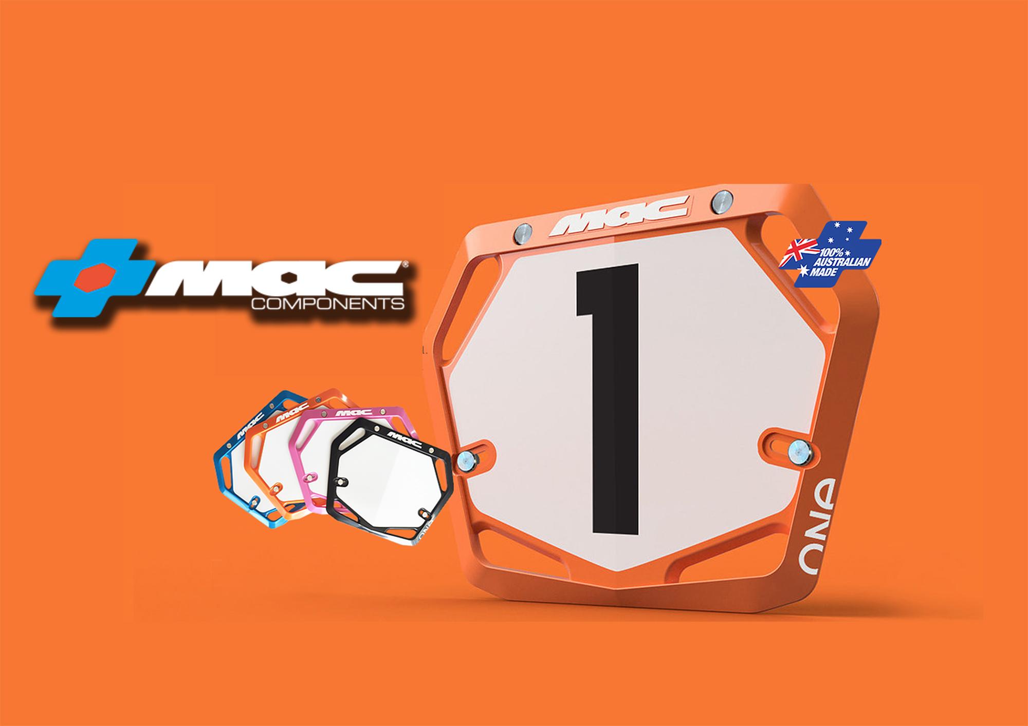 MAC COMPONENTS, plaques d'Australie chez 4NIX !