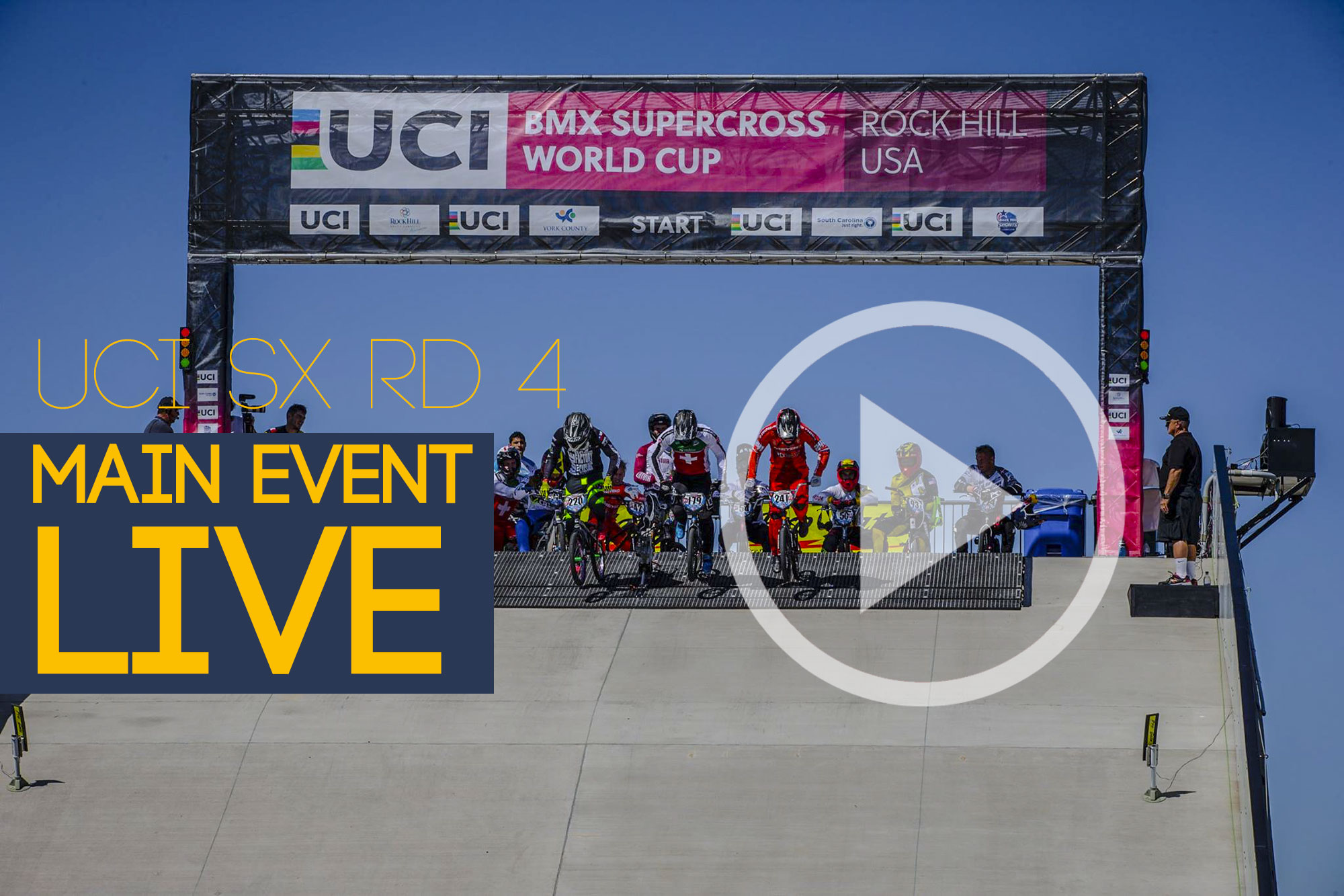 LIVE UCI SX RD 4 – MAIN EVENT