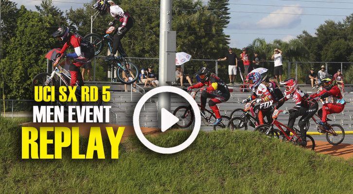 UCI SX RD 5 REPLAY 1/4, 1/2 et FINALES