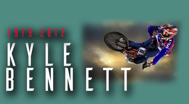 Kyle BENNETT, 4 ans déjà...