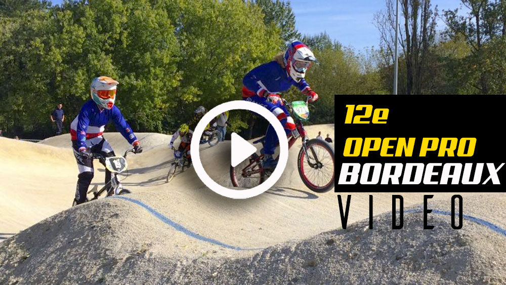 VIDEOS: 12 eme OPEN PRO DE BORDEAUX