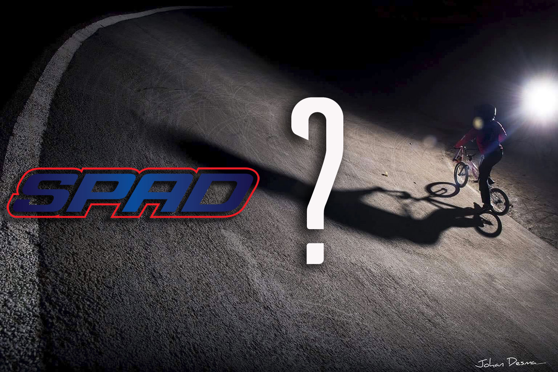 NEW SPAD BMX  RIDER / Indice 1
