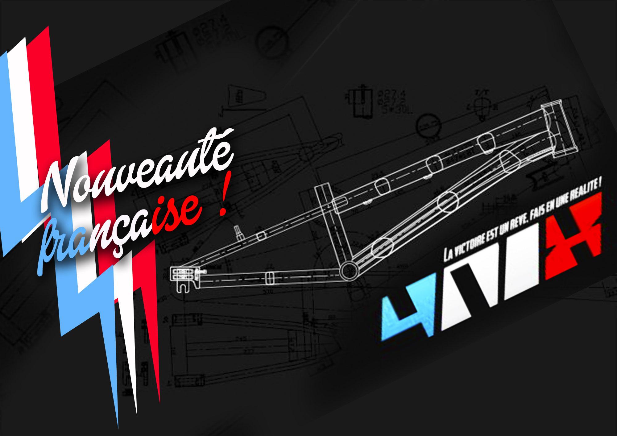 4NIX la nouvelle marque Française !