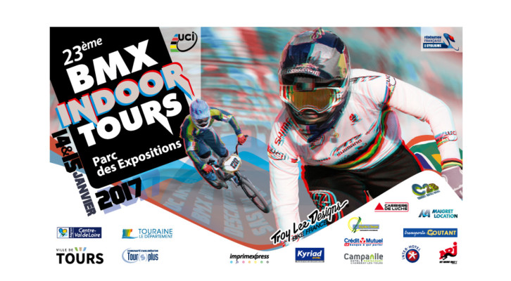Lancement officiel du 23e INDOOR DE TOURS 2017 !