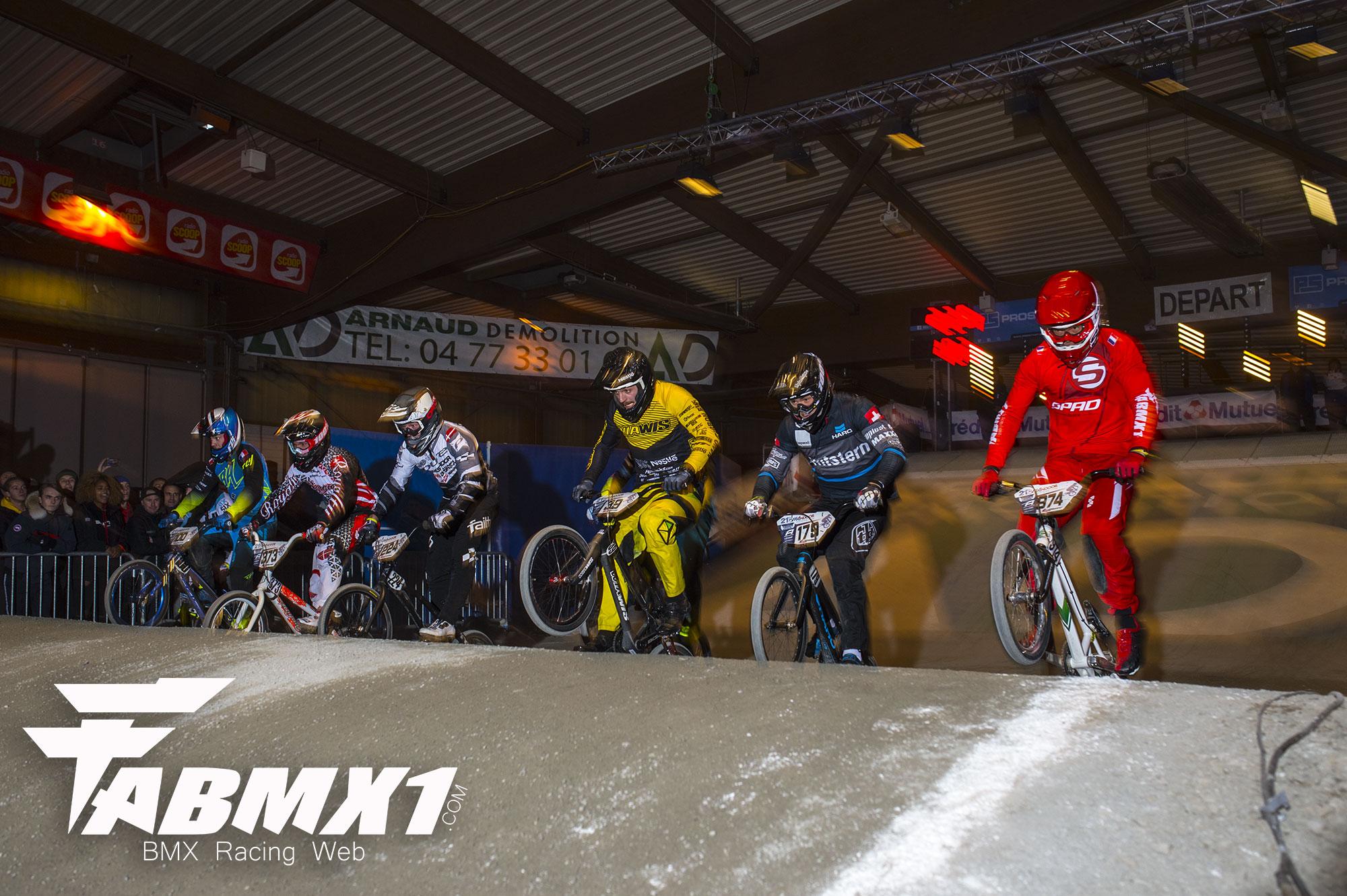 Indoor de St Etienne- Trophée des Nations