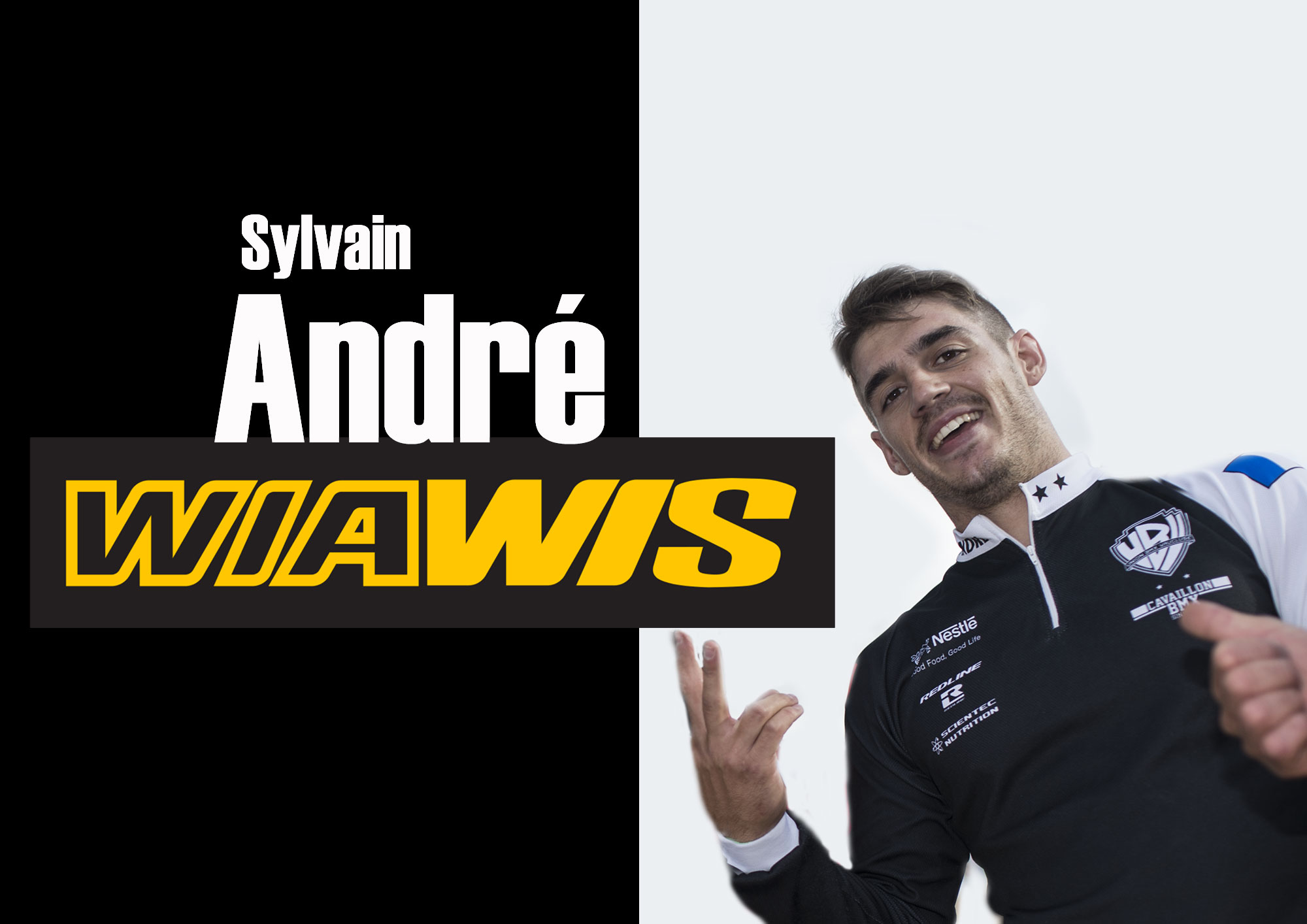 Sylvain André dit OUI à WIAWIS !