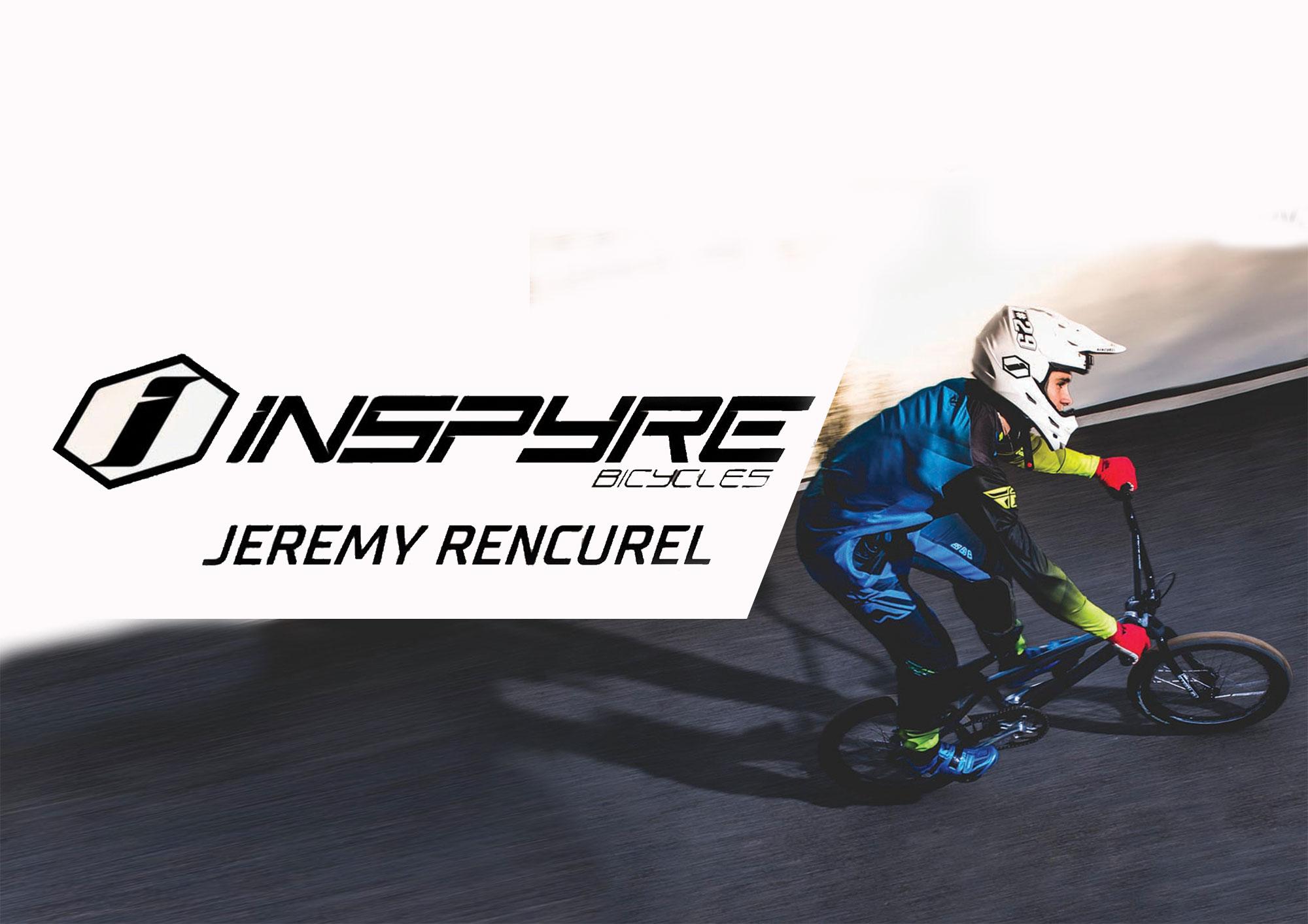 JEREMY RENCUREL REJOINT INSPYRE !