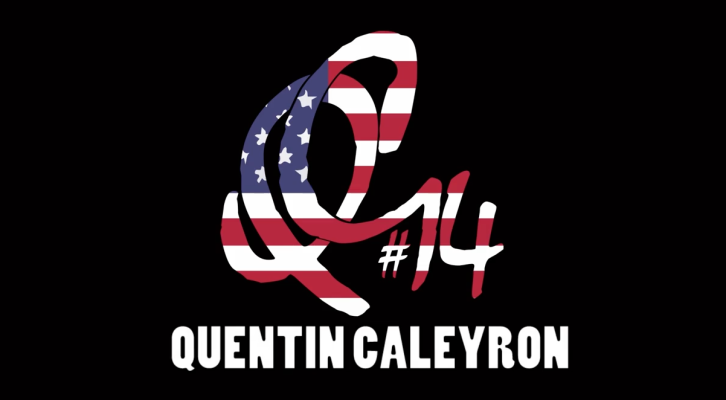 VIDEO QUENTIN CALEYRON visite les Canyons US