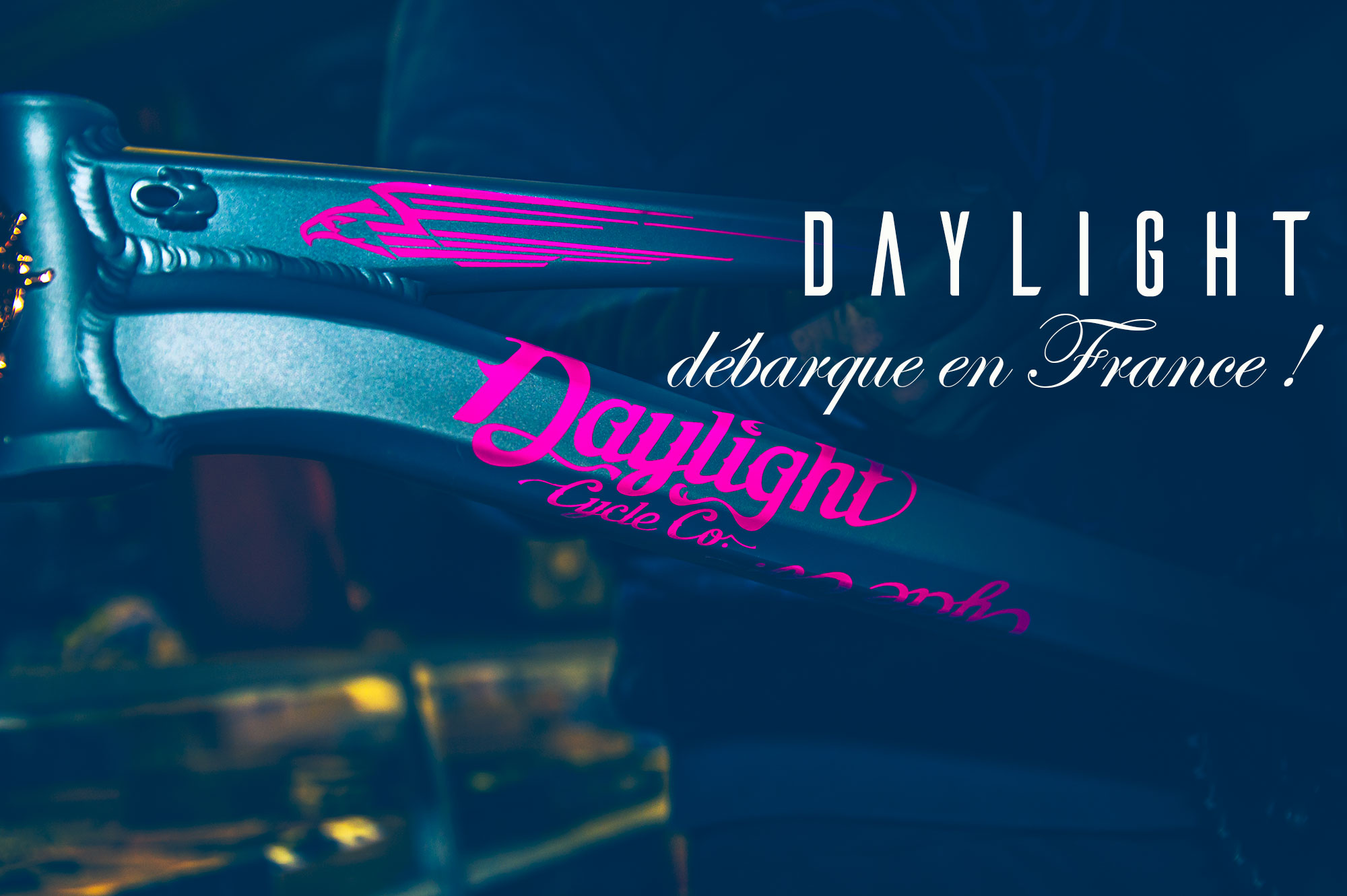 Exclu ! La marque DAYLIGHT débarque en France