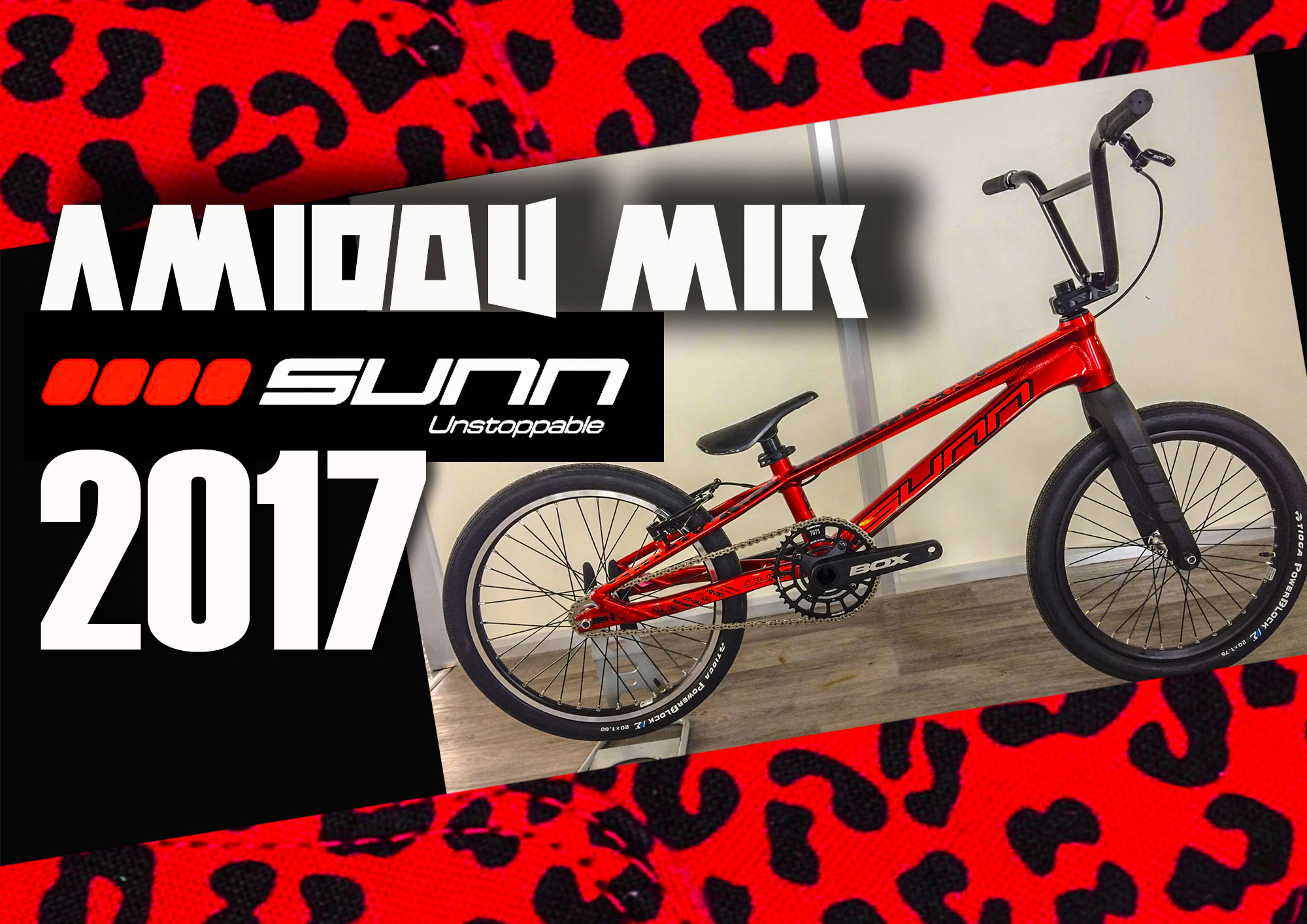 SUNN 2017 AMIDOU MIR= The New Beast !