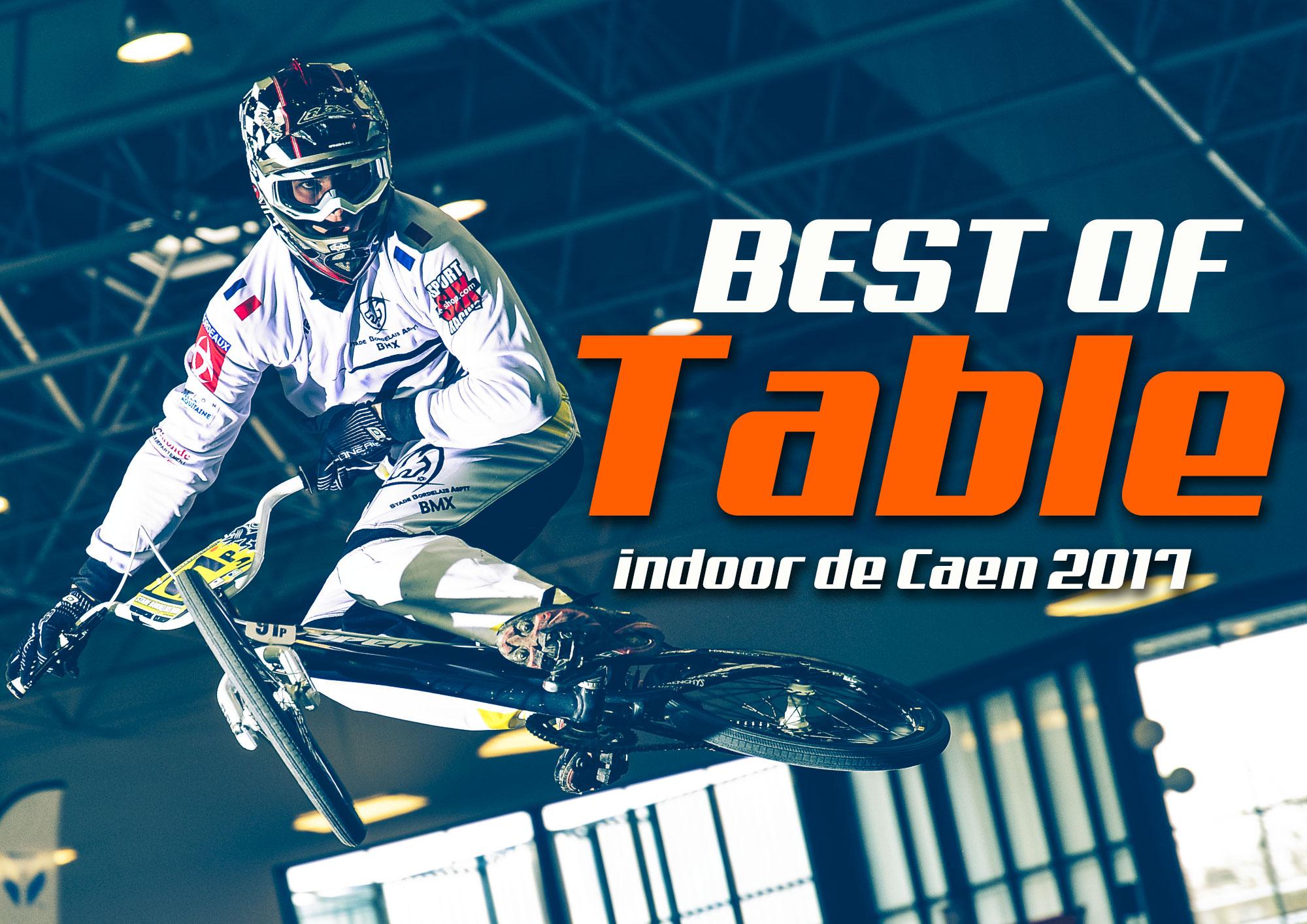Best of TABLE- Indoor de CAEN