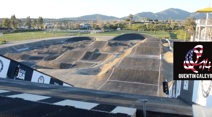 Vidéo QC#14 gros training US à Chula Vista