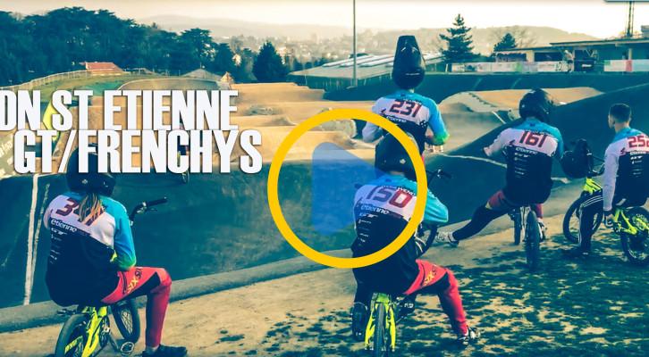 Vidéo de la DN ST ETIENNE BMX GT FRENCHYS