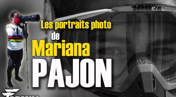 Quand Mariana PAJON fait des portraits photo !