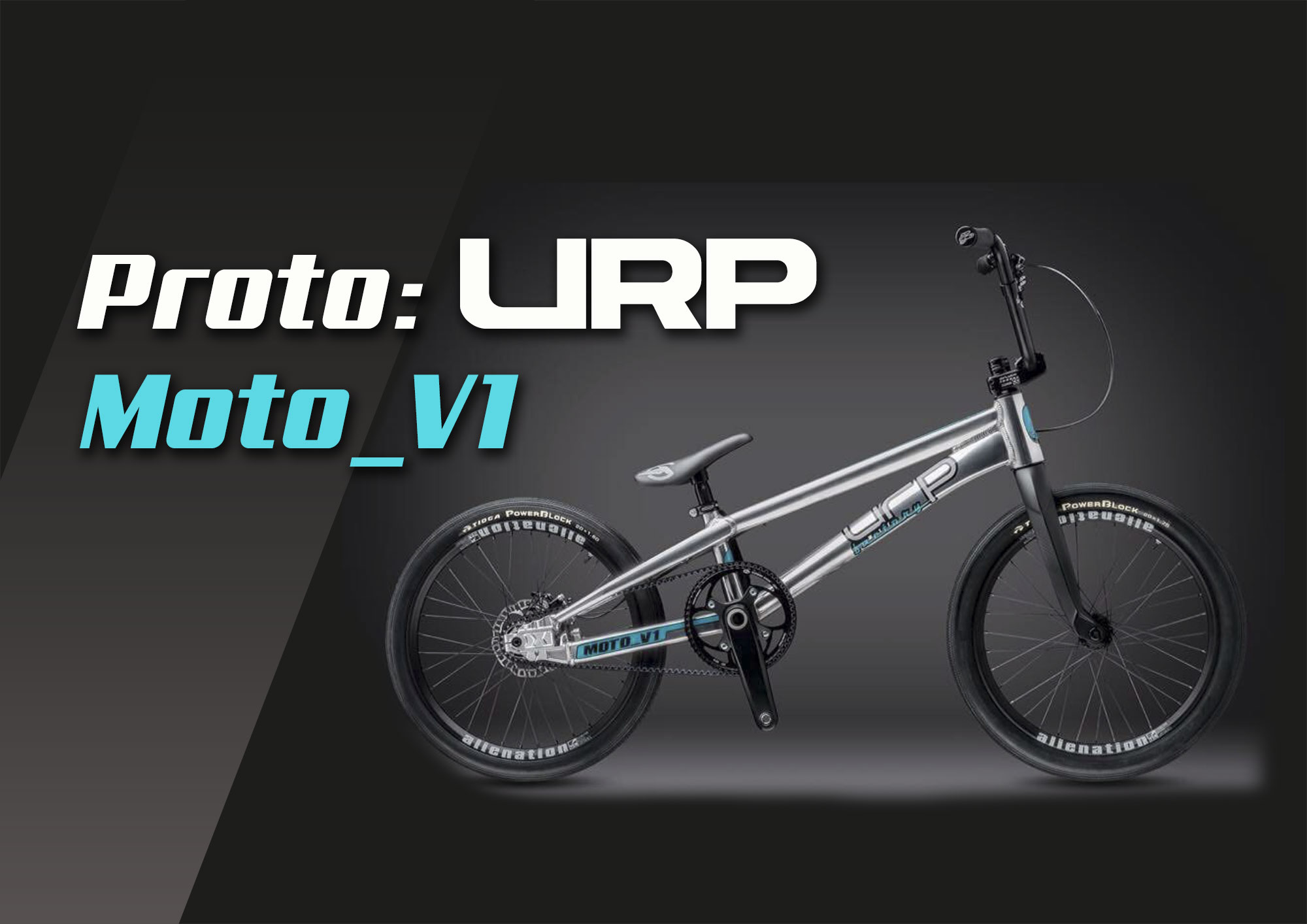 Présentation proto URP Moto V1