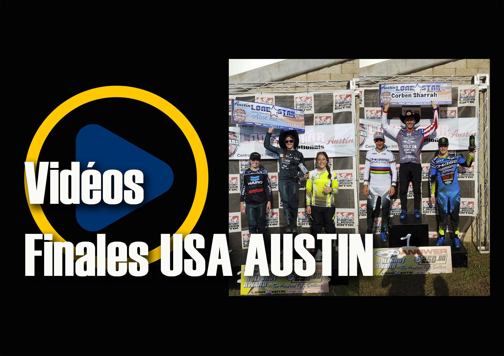 Vidéos US/ Lonestar AUSTIN (TX)