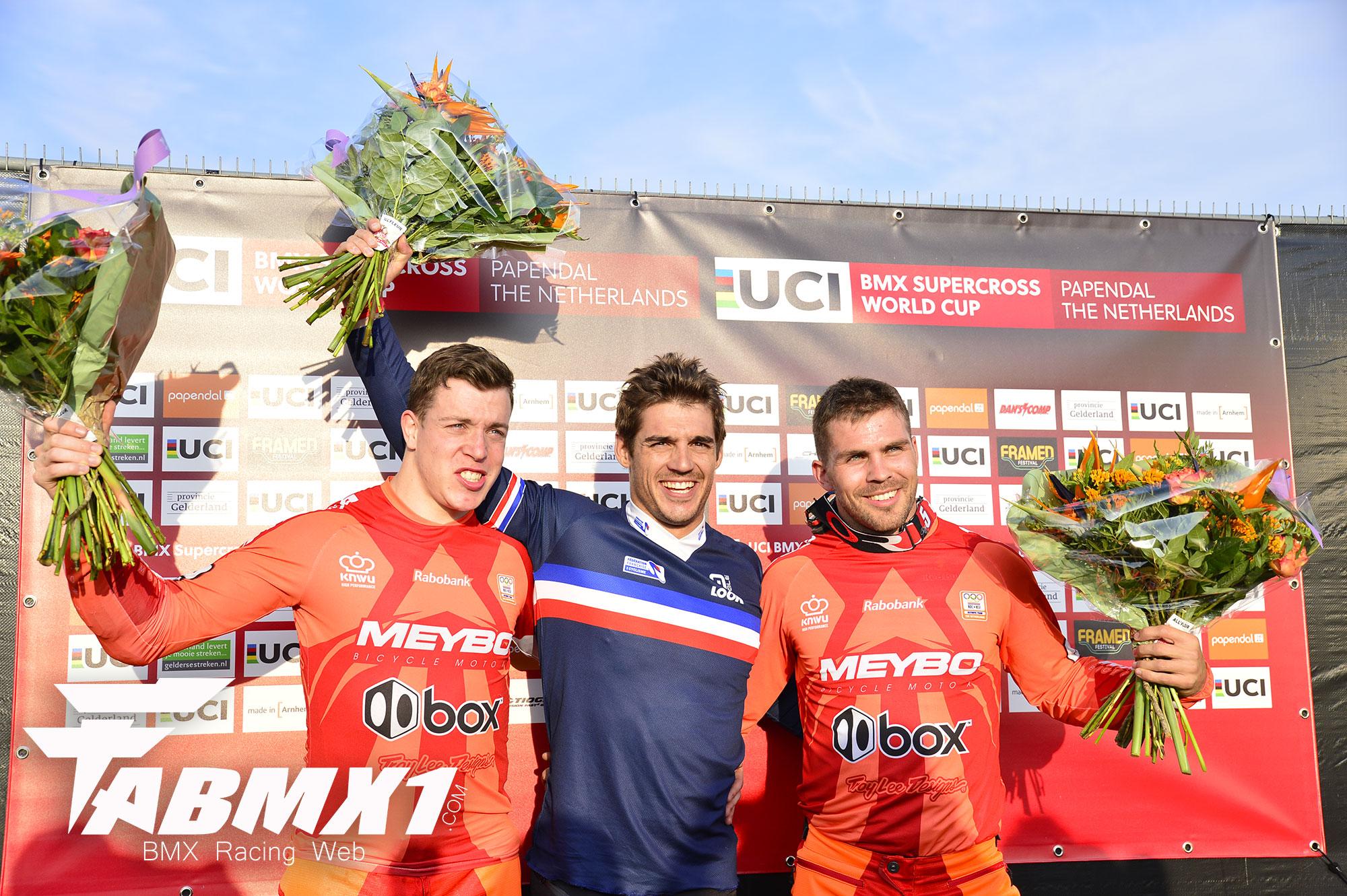 Breaking News: Sylvain André remporte le SX 1 de PAPENDAL !
