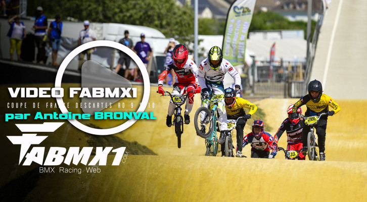 VIDEO FABMX1 COUPE DE FRANCE DESCARTES