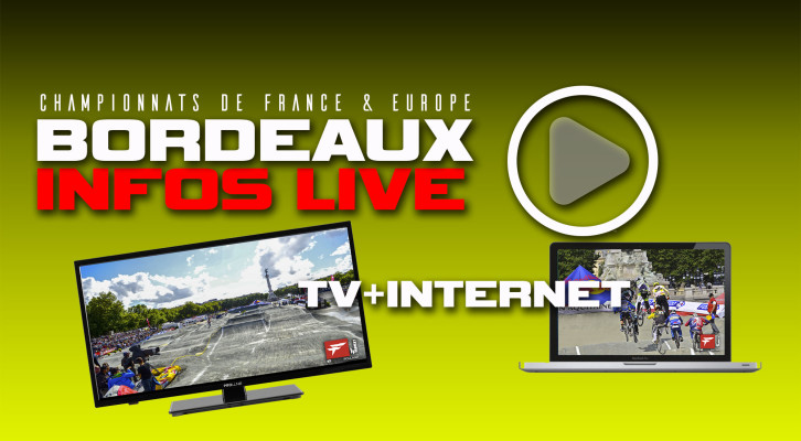 France & Euro Bordeaux 2017: Infos LIVE TV + WEB