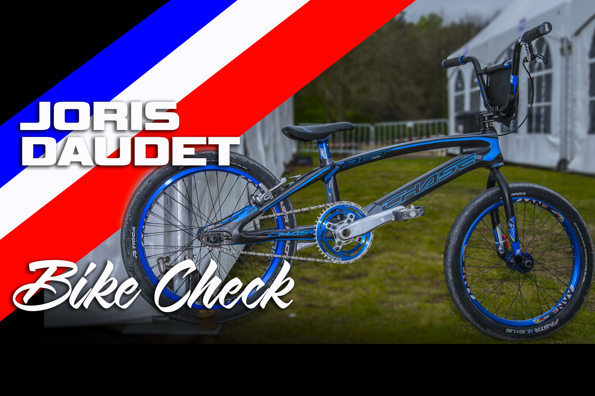 Joris DAUDET Bike Check 2017