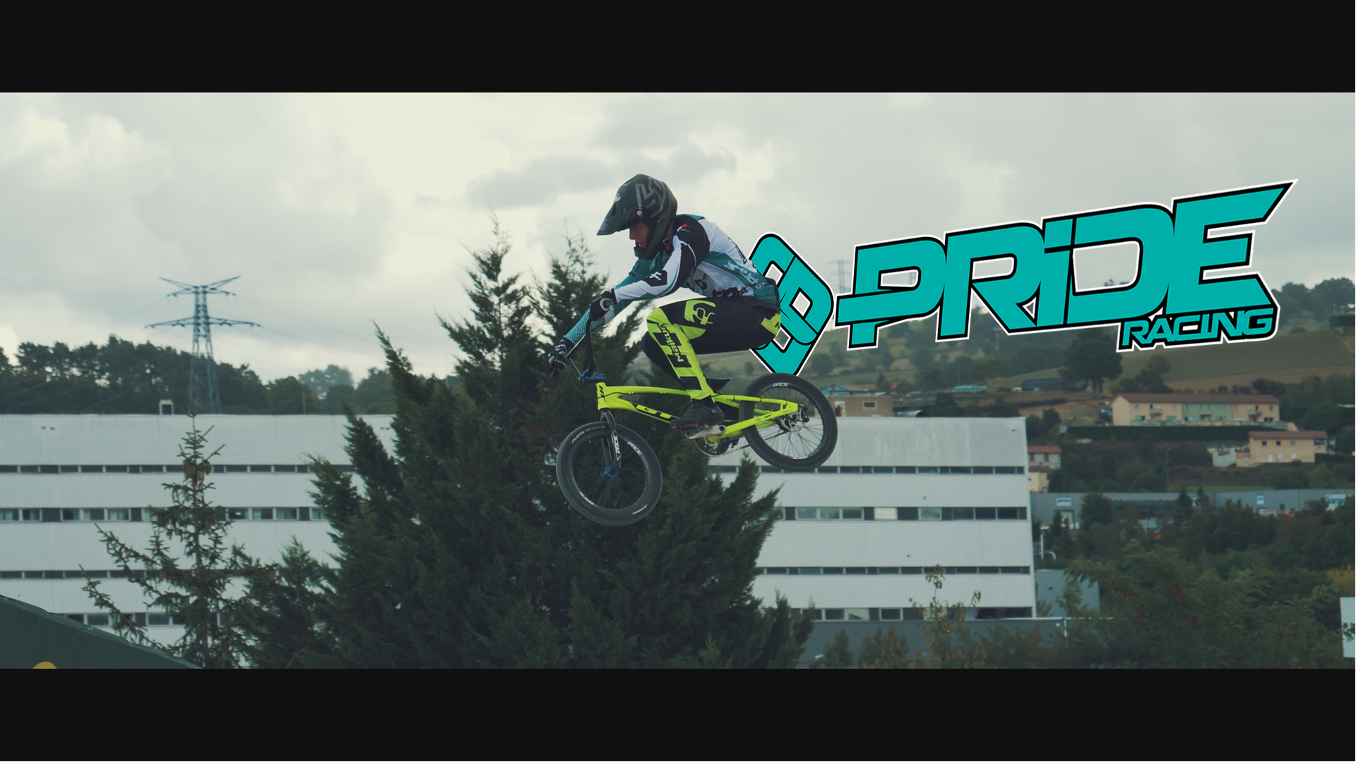Vidéo PRIDE RACING « Made to be raced »