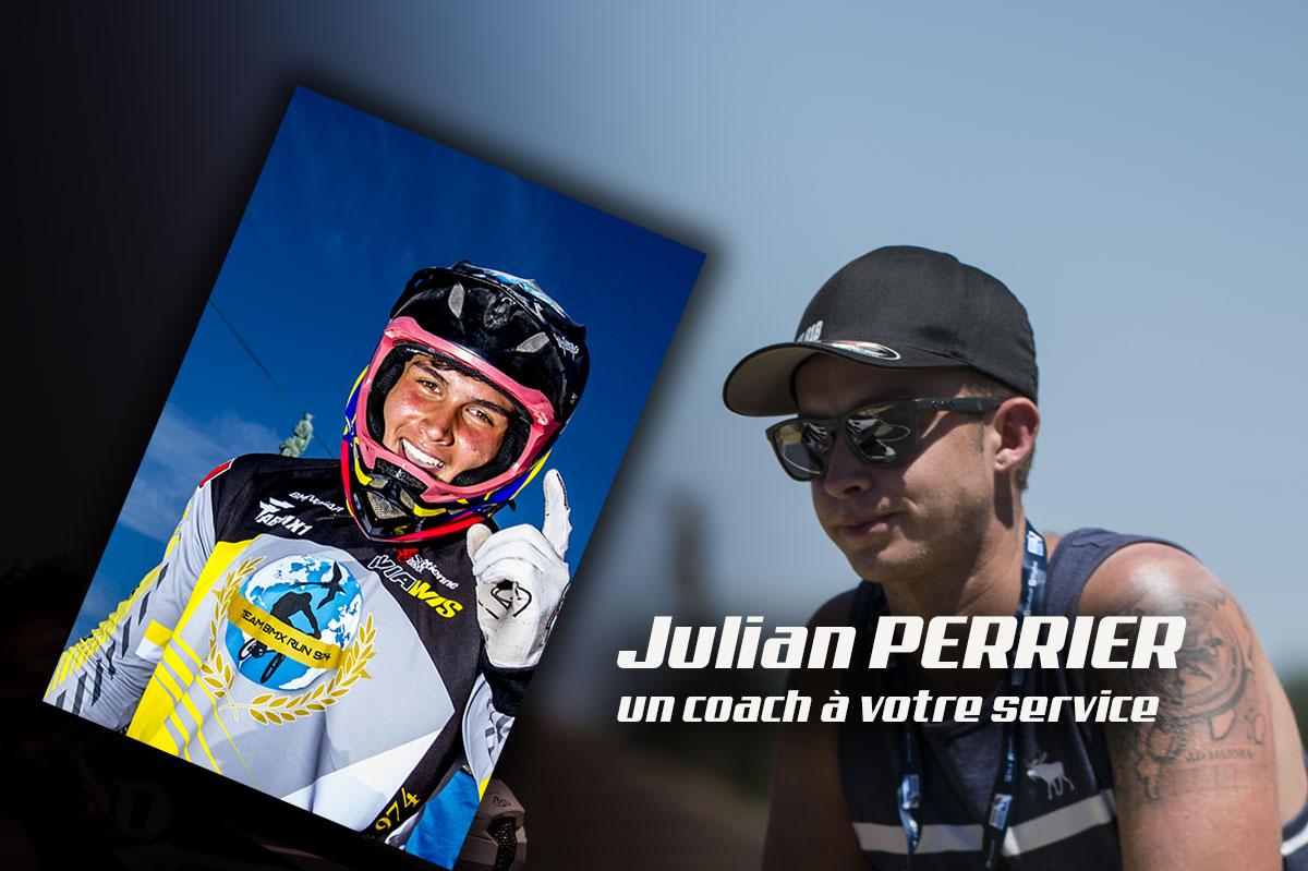 Julian Perrier, un coach à votre service !