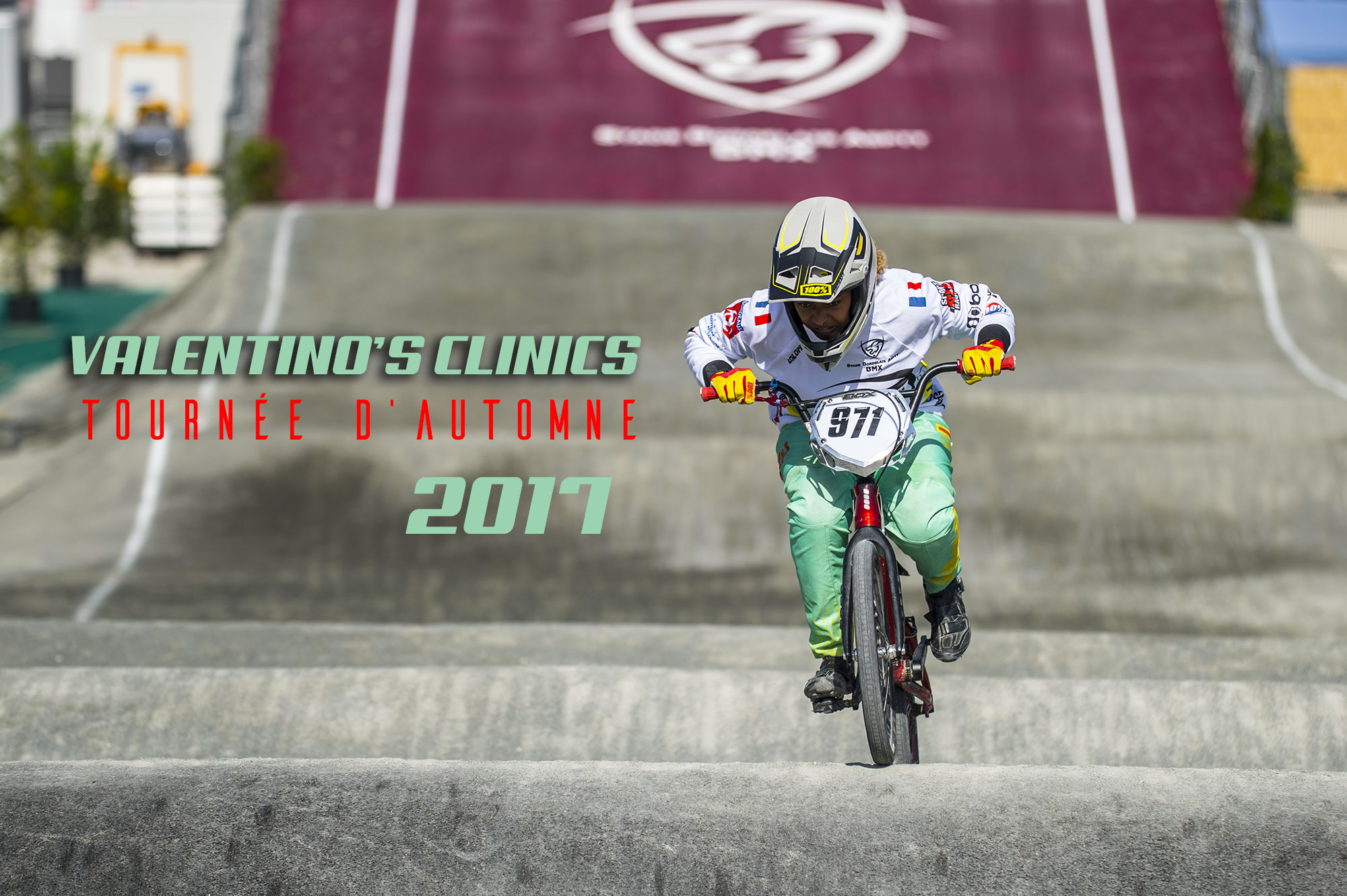 Manon VALENTINO – Stages d'automne 2017