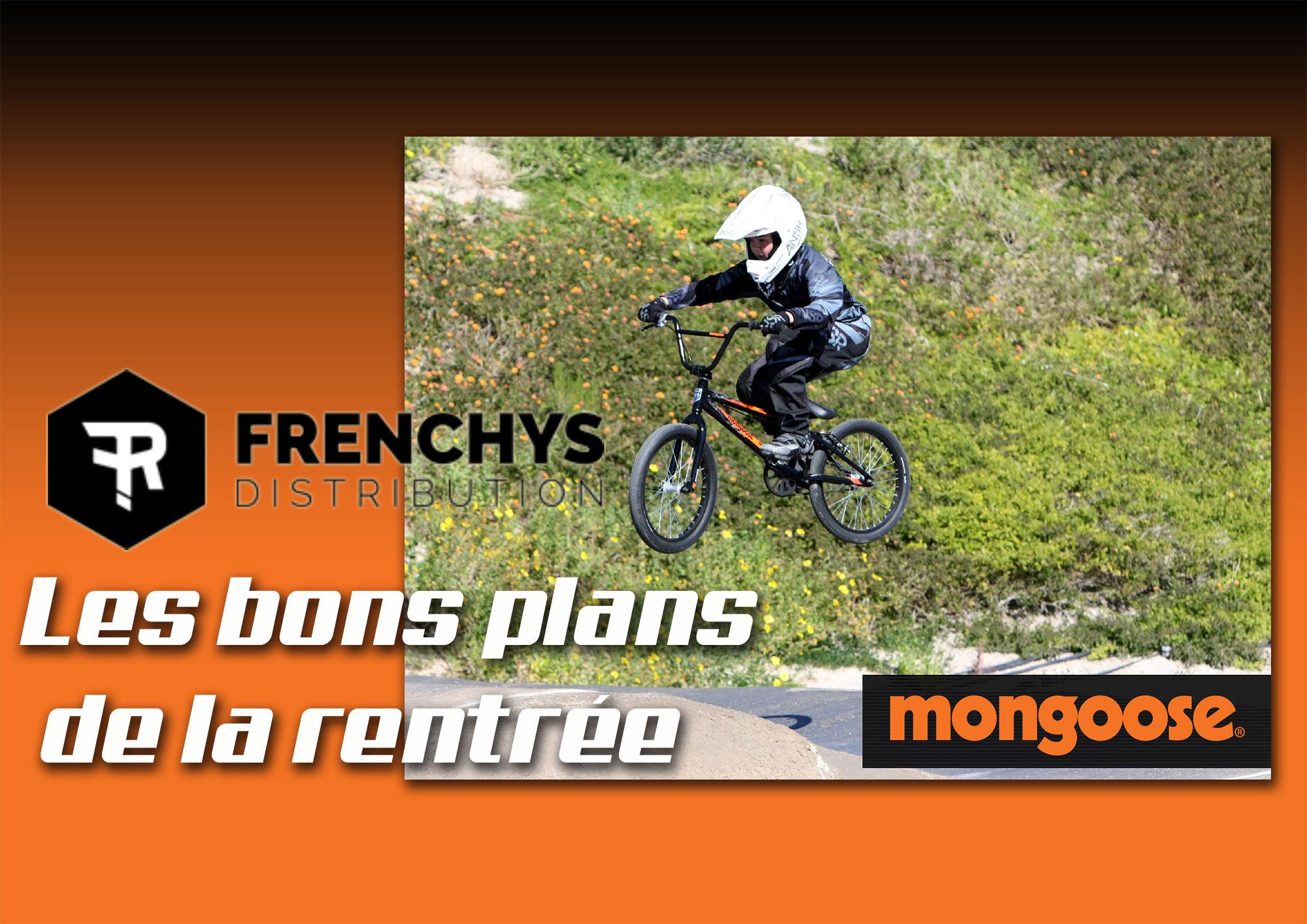 Les bons plans rentrée club chez Frenchy's